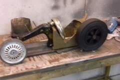 Sewing machine hotrod - COLNIC Design