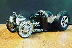 Sewing machine hotrod - COLNIC Design