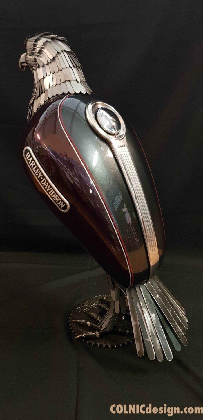 Harley Eagle - COLNIC Design